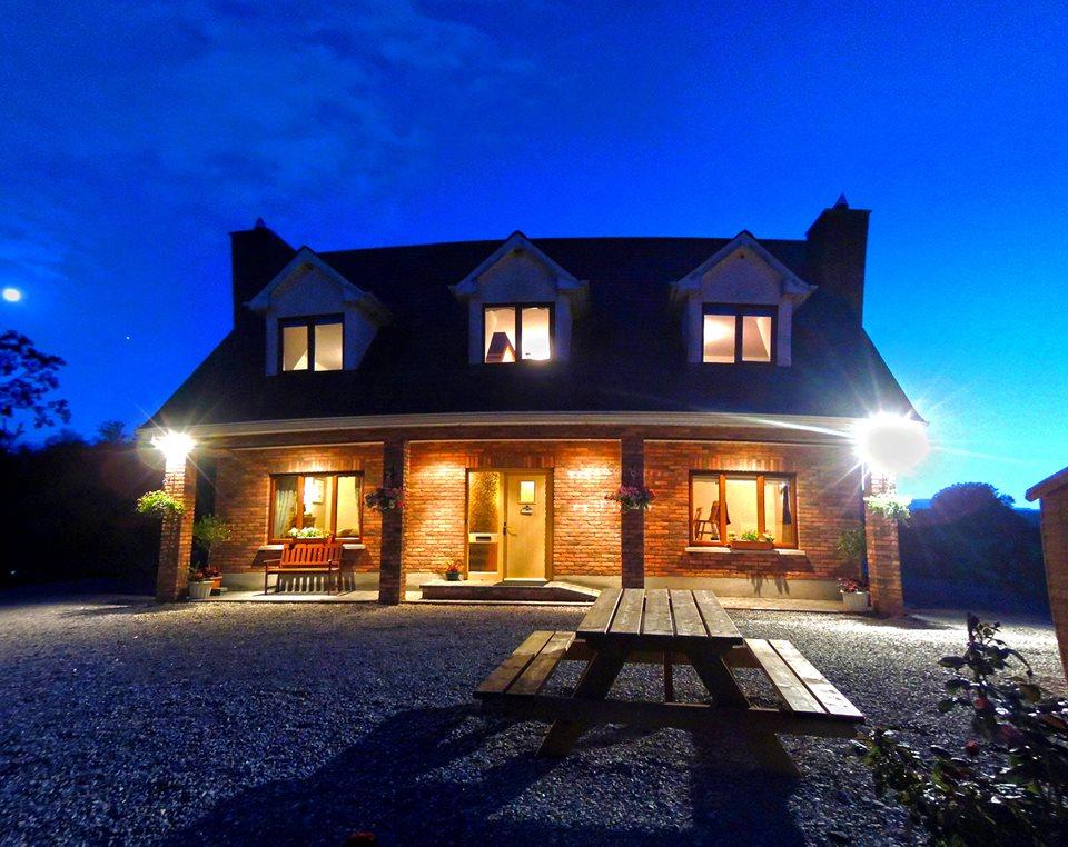 Hébergement en Irlande, photo de la maison