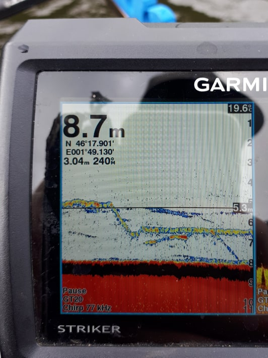Initiation pêche du silure en bateau en lacs de barrage Creusois