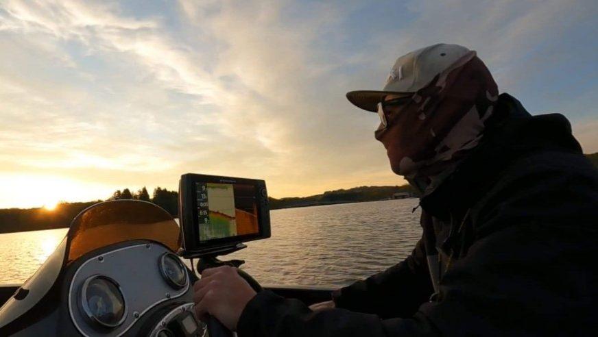 Guidage en bassboat